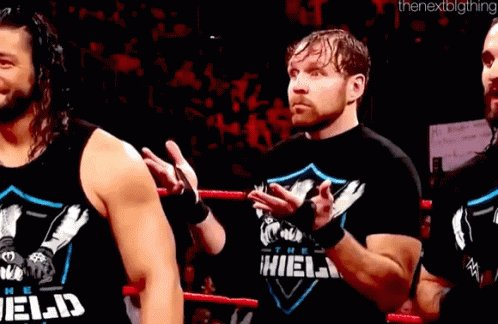 Also happy birthday to my favorite wrestler Dean Ambrose (: you are truly amazing