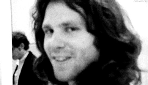 Happy birthday Jim Morrison December 8, 1943 July 3, 1971