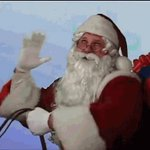 #SantaTodavíaMeDebe mi infancia, cabron anciano :v...