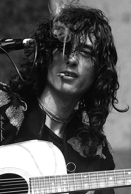 Goodnight all. Happy birthday Jimmy Page