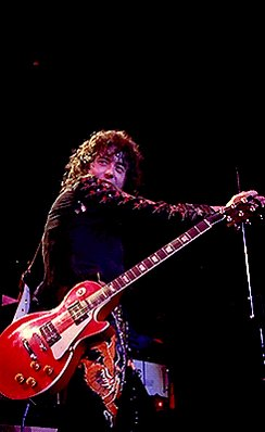 Happy 74th Birthday Jimmy Page!