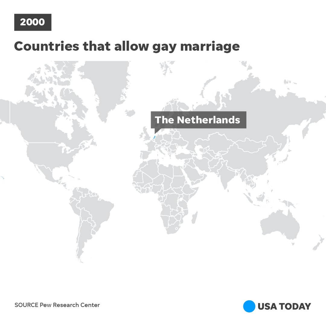 Australia joins more than 20 countries, including Germany, that recognize same-sex marriage.