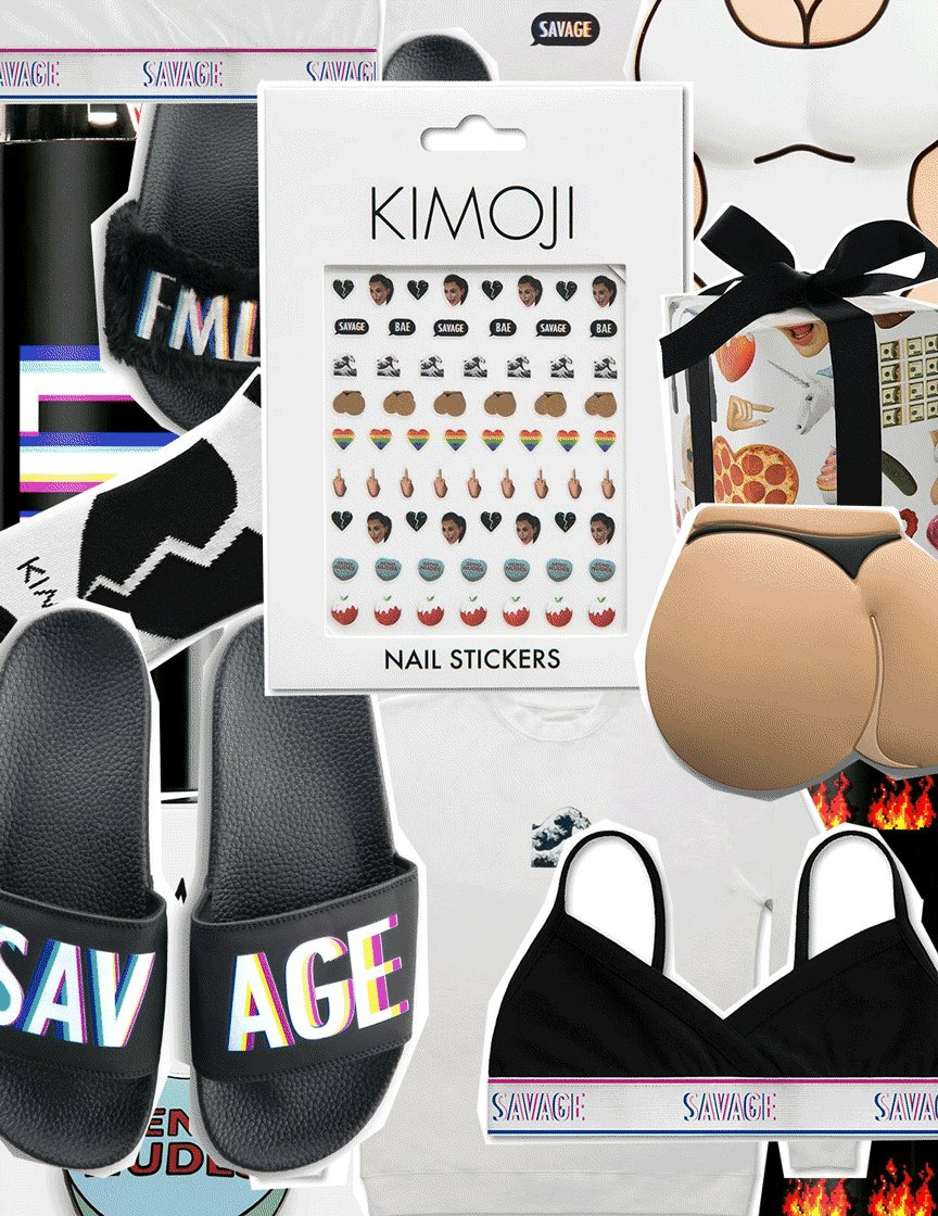 I am giving away five $200 KIMOJI merch gift cards on my app! Enter here: https://t.co/NsRLUL153j https://t.co/Al5HYJhGlf