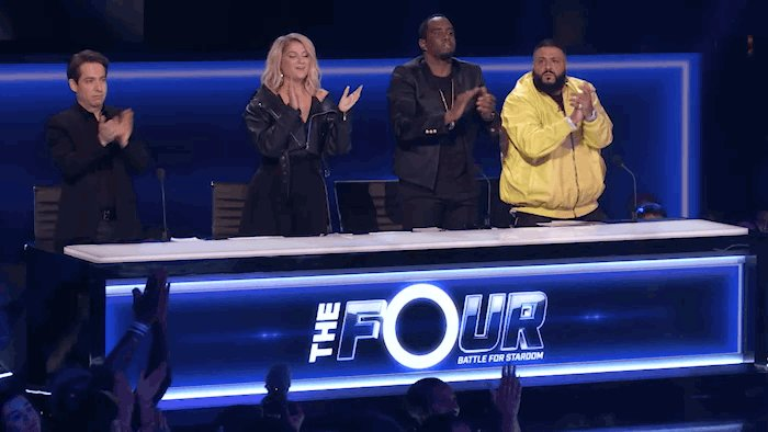 RT @TheFourOnFOX: WE. ARE. SHOOKETH. ???? Let us know what you thought about tonight! #TheFour https://t.co/TuWvQXMgL5