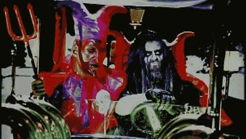 Happy Birthday Rob Zombie!!! ROCK ON Cassandra!!! ( AKA ) Elvira!!!