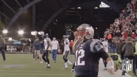 Let's get it! #GoPats I can't wait for tomorrow!! #NFLPlayoffs https://t.co/eORtXzixo2