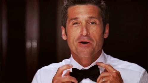 Happy birthday to Patrick Dempsey