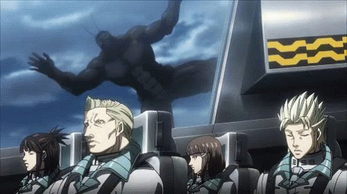 Terra Formars, uncensored if you can find it baPTxOELhh