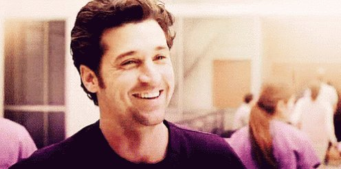 Happy birthday patrick dempsey!