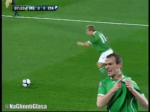 Happy 34th birthday to Glenn Whelan.