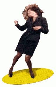 Happy birthday Julia Louis-Dreyfus Kick it!