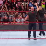 RT : Thanks for comin', ! #RAW25...