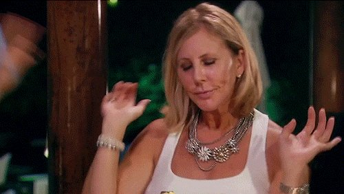 Live look at Vicki Gunvalson right now. #RHOC #byemeghan #shutupmeg https://t.co/S1g4vgPBit