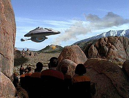 Spielfilm ➡ Star Trek 👽💀👀 - Magazine cover