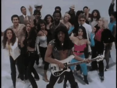 Happy bday slick rick! The freak party is still going on...