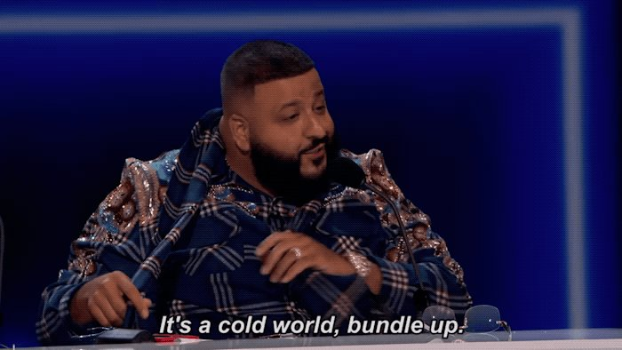 RT @TheFourOnFOX: BUNDLE UP! ????❄️ #TheFour https://t.co/VW43hprekt