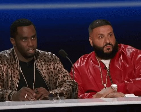 RT @panhalfrican: This show is mad giffable. #TheFour https://t.co/Aep8GQT8vm