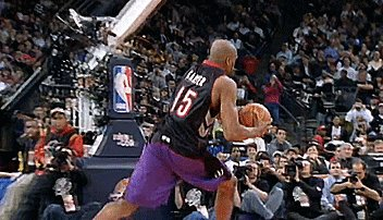 Happy 41st Birthday to \Half Man Half Amazing\ Vince Carter