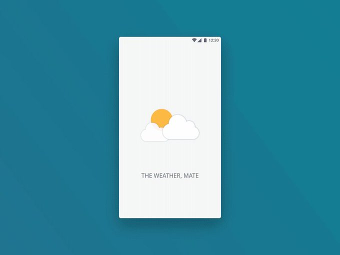 The Weather Mate by Leecheff freebie