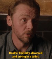 Happy birthday to awesome funny man Simon Pegg