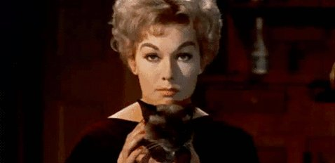 Happy 85th birthday to the wonderful Kim Novak!