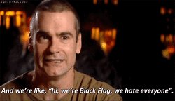 Happy Birthday to one of my husbands, Henry Rollins