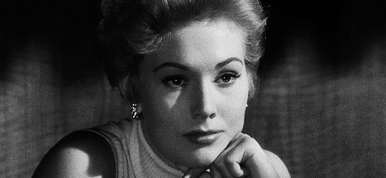 Happy 85th birthday Kim Novak! You captivated us onscreen and inspire us off with your strength.