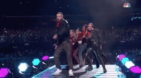 Watch Justin Timberlake's (@jtimberlake) entire SuperBowl halftime performance now