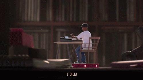 Happy birthday J Dilla. The legend. The influencer. The motivator.