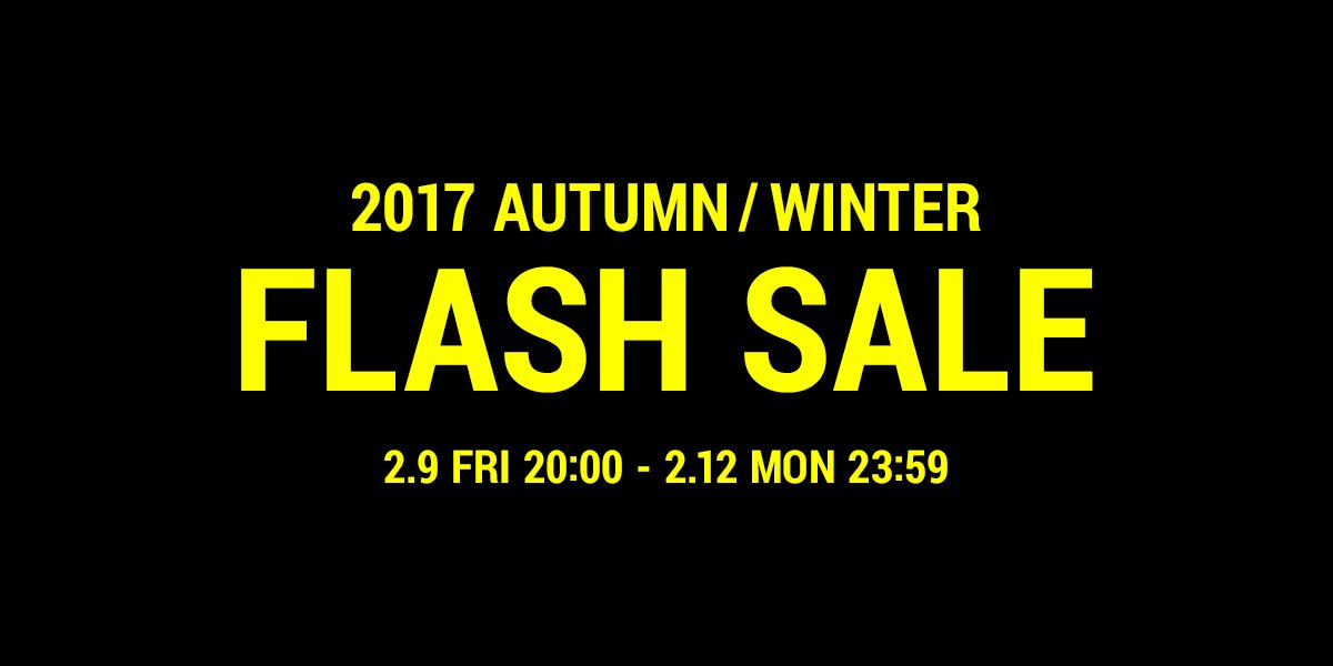 RT @k3_official_: 【週末限定FLASH SALEスタート!】セール価格からさらに10%OFF!!2/12(月) 23:59まで!https://t.co/ZcAuecfa3P https://t.co/UrdHtJfS09
