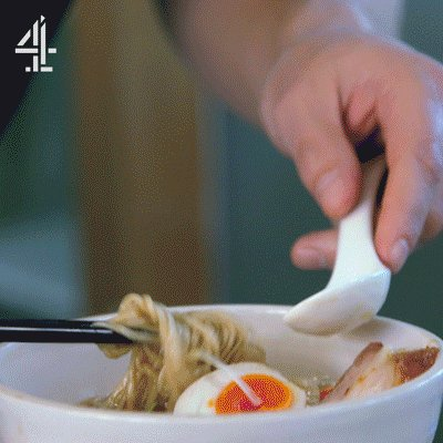 .@Josh_Hartnet, you're such a hopeless ramen-tic! ❤️ #FridayNightFeast https://t.co/PJqWLfxmwa