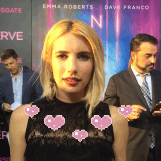 Happy birthday to the wonderful and amazing EMMA ROBERTS