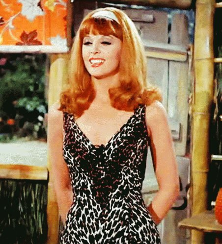 Happy Birthday, Ginger! Gorgeous Tina Louise turns 84 today. Loved her on Gilligan s Island. So glam!