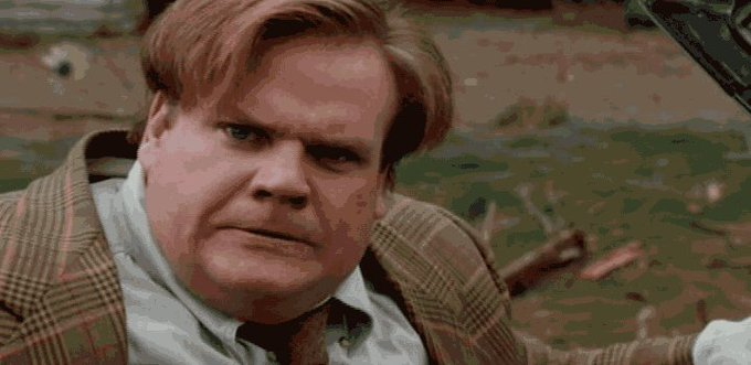 Happy birthday Chris Farley.