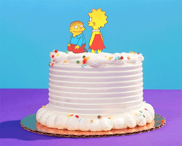 Without you, Homer Simpson would not exist. Happy birthday, Matt Groening.