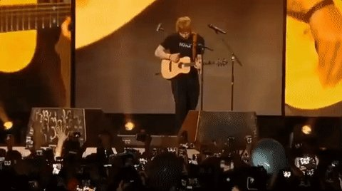 Happy Birthday to my boy, Ed Sheeran.