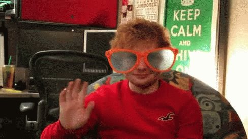 Happy Birthday Ed Sheeran! The singer of my favorite Song!