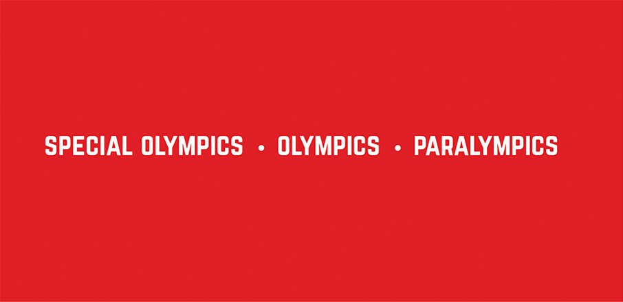 The #Olympics are in full swing, take a second to learn what the difference is between us, them, and #Paralympcs!   #PyeongChang2018 https://t.co/Io0Sp6b3qL