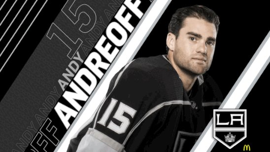 RT @LAKings: Andy Andreoff 🔥🔥  #GoKingsGo https://t.co/gRLIHUpwj2