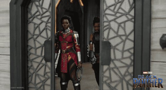RT @ByKimberleyA: Black Panther confirmed what I already knew:  ✖️Black women are incredible✖️ https://t.co/DArhXjcv0x