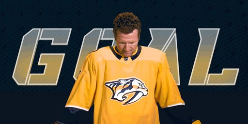 GOAL! 2 0  Preds on a tally fr scott hartnell
