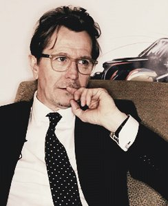 Happy Birthday - another Gary Oldman GIF just for you. But this is better (I would say so)