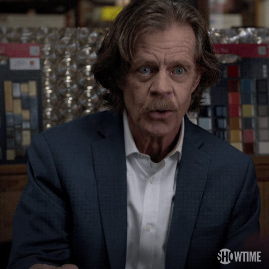 No shame in wishing William H. Macy a happy birthday.