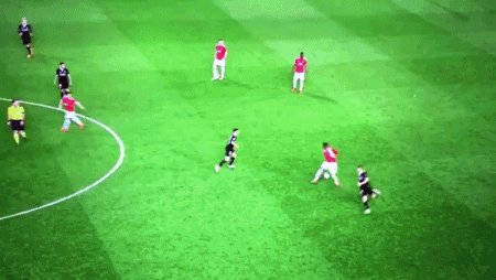 Happy Birthday to the majestic midfielder known as Paul Pogba  Here\s him at his very best...