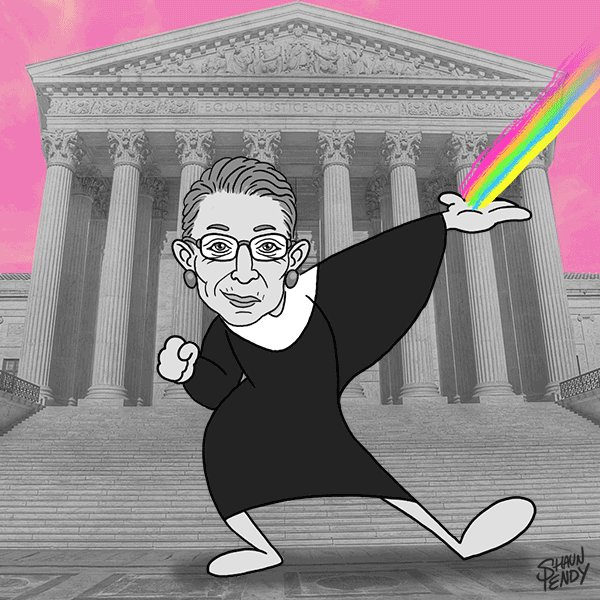 Happy 85th  Birthday, Justice Ruth Bader Ginsburg!!!!