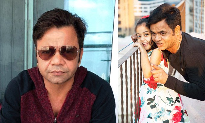 Wishing Rajpal Yadav a very very happy birthday!