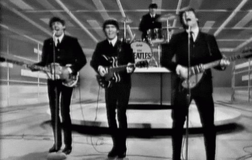 RT @biography: Changed rock and roll forever #TheBeatlesIn5Words https://t.co/Q8lS8UePrr