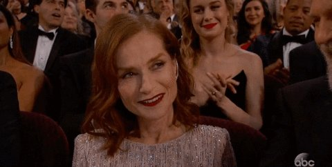 Happy birthday to the star of many an film, Isabelle Huppert.