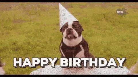 Happy Birthday Mark!!!