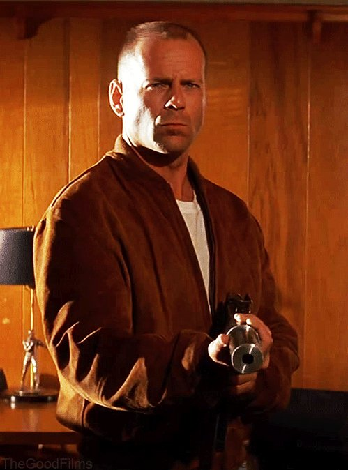 Happy birthday to Bruce Willis!